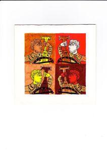 l'affiche - dessin Isabelle Braud