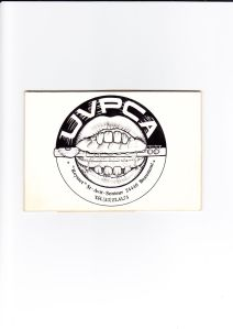 1er logo uvpca - dessin Sourine
