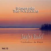 """CD Tre Fontane """"Jaufre Rudel"""" AL1312"""
